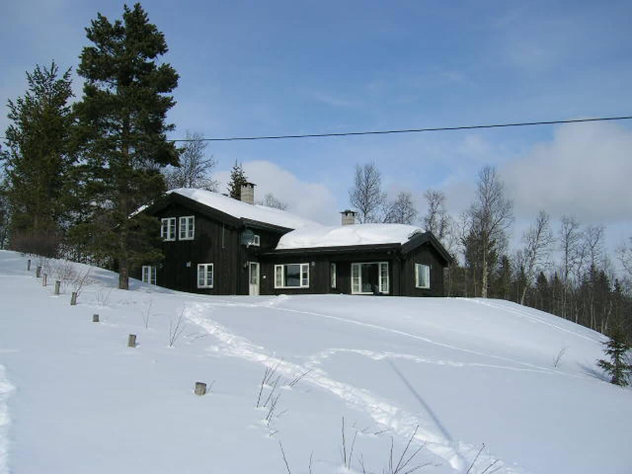 Hytte, Skåbu