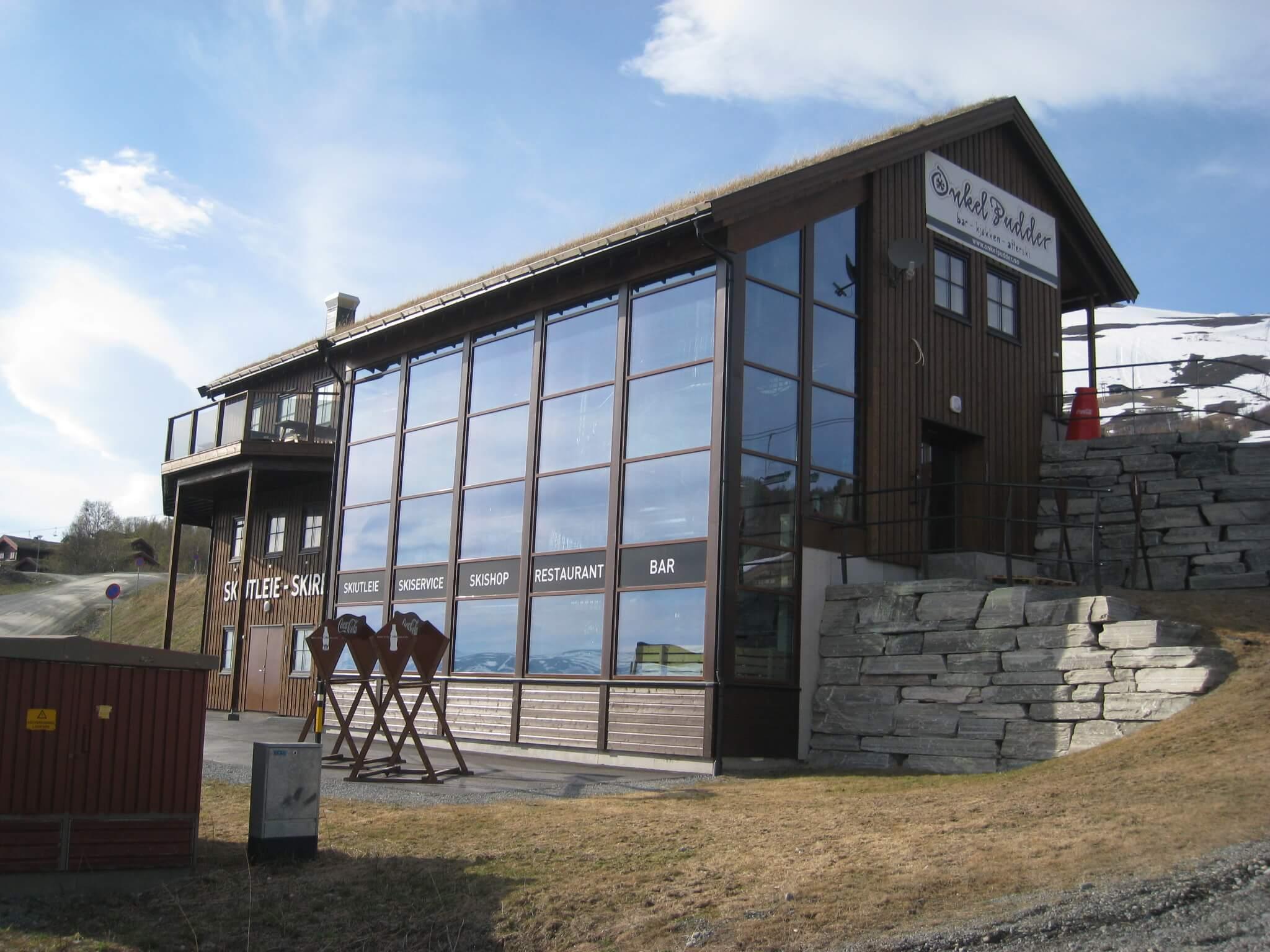Skishop Vangslia